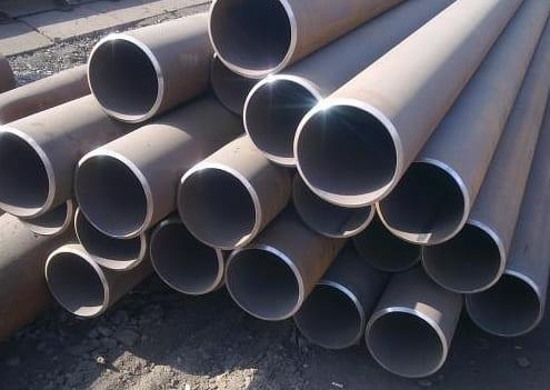 купить трубу стальную водогазопроводную